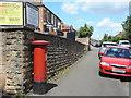 SK6141 : Gedling Road postbox NG4 443 by Alan Murray-Rust