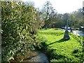 SX2160 : War Memorial on The Green by Rob Farrow