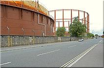 SU4212 : Britannia Road, Northam, Southampton by Andrew Hackney