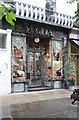 TQ2480 : Shop front Portland Road by John Salmon