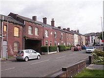 SD8203 : Heaton Street (eastern end) - 12-5-2011 by Duncan Watts