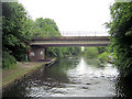 SJ5582 : New Norton Bridge by Mike Todd