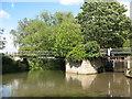 TL4110 : Stort Navigation: bridges 7A and 8 by Stephen Craven