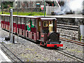 SH7956 : Miniature Railway, Betws-y-coed by David Dixon
