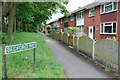 SK0316 : Bedford Way, Rugeley by Mick Malpass