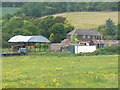 SU7241 : Cadnam Farm by Colin Smith