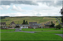 NY9393 : Crawford Crescent, Elsdon by Stephen Richards
