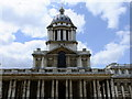 TQ3877 : Dome above The Painted Hall at the Old Royal Naval College, Greenwich by PAUL FARMER