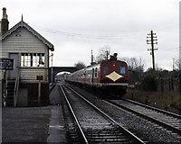 R7231 : Special train at Knocklong by The Carlisle Kid
