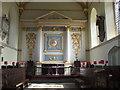 ST6834 : Chancel, St Mary's Church, Bruton by nick macneill