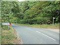 TM1334 : Bridleway to Lodge, Stutton by Roger Jones