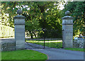 NZ0461 : Gates, Bywell by Stephen Richards
