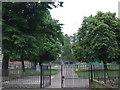 TQ3074 : Windmill Gardens, near Brixton by Malc McDonald
