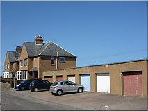 NT6779 : East Lothian Townscape : Marine Road, Dunbar by Richard West