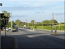 N9933 : Road Junction by Ian Paterson