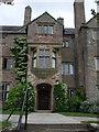 SH7979 : Entrance to Bodysgallen Hall by Richard Hoare