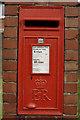 SE3400 : Elizabeth II Postbox, Westwood New Road by Mark Anderson