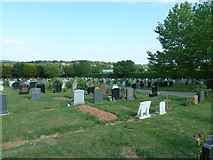 SU5707 : Wickham Road Cemetery (30) by Basher Eyre