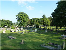 SU5707 : Wickham Road Cemetery (37) by Basher Eyre