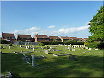 SU5707 : Wickham Road Cemetery (38) by Basher Eyre