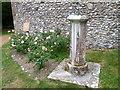 SU3020 : Sundial, The Church of St Margaret of Antioch by Maigheach-gheal