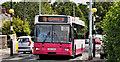 J3773 : Bus, Bloomfield, Belfast by Albert Bridge