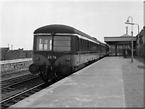 O2839 : CIE's last AEC set at Howth station by The Carlisle Kid