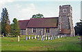 TL2100 : St Margaret's Church, Ridge, Hertfordshire by Julian Osley