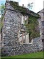 SD6188 : Ruined pele tower, Killington Hall by Karl and Ali