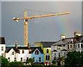 J5081 : Crane, Bangor by Rossographer