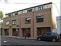 TQ3378 : Otterden Terrace, Lynton Road by Stephen Craven