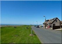 NX0882 : Upper Bar in Ballantrae by Andy Farrington