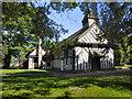 SJ9295 : Denton, St Lawrence's Church by David Dixon