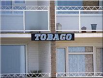 TQ7306 : 'Tobago', Bexhill by nick macneill