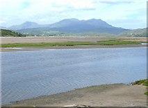 SH5935 : View Northeast from Llechollwyn,  near Harlech by Derek Voller