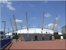 TQ3979 : Greenwich Peninsula Business Centre by Malc McDonald