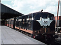 R5756 : Train in Limerick station -(1) by The Carlisle Kid