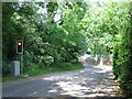 SU9799 : Bois Lane, Chesham Bois by Malc McDonald