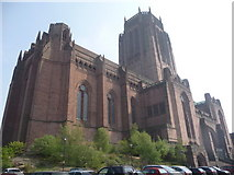 SJ3589 : Liverpool: Cathedral Church of Christ by Chris Downer