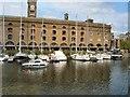 TQ3380 : St. Katharine Dock by Paul Gillett