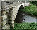 SJ5509 : Tern Bridge near Atcham by Stephen Richards