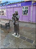 M3799 : Statue in Swinford by Oliver Dixon