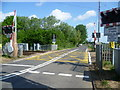 TF1106 : King Street level crossing by Marathon