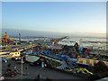 TQ8885 : Amusement Park, Southend Pier by Roger Jones