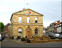 SP4416 : The Town Hall (2), Woodstock by P L Chadwick