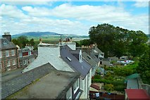 NX4355 : Wigtown County Buildings by Andy Farrington