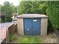 SE2437 : Electricity Substation No 4602 - Newlay Wood Close by Betty Longbottom