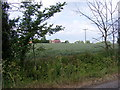 TM2665 : Looking towards Saxtead Bottom Farm by Adrian Cable