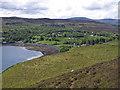 NG5139 : Towards Camastianavaig from Creagan na Sgalain by Richard Dorrell