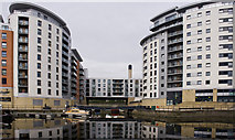 SE3032 : Clarence Dock by Bazz